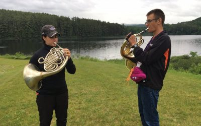 At This Summer Camp, Horn Players Of All Ages Find Community