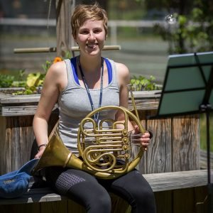 kendall betts french horn camp photo gallery