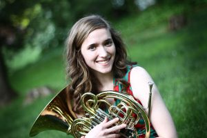 Elizabeth Simmons french horn faculty